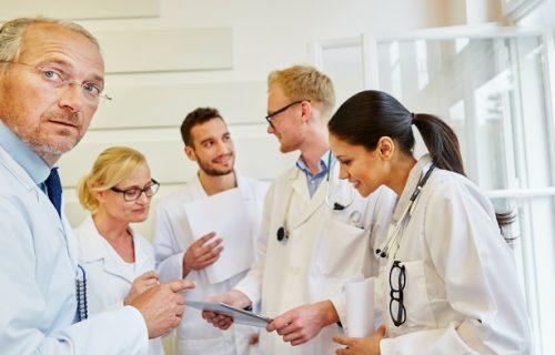 Senior Chefarzt vs Junior Chefazt