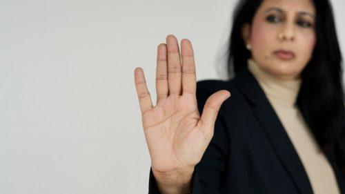 Frauen und Nein-Sagen Klinik Coach Heike Cobaugh