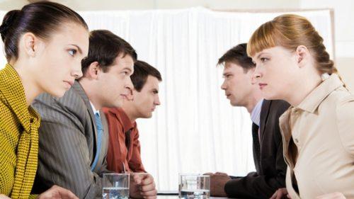 Mitarbeiterkonflikte